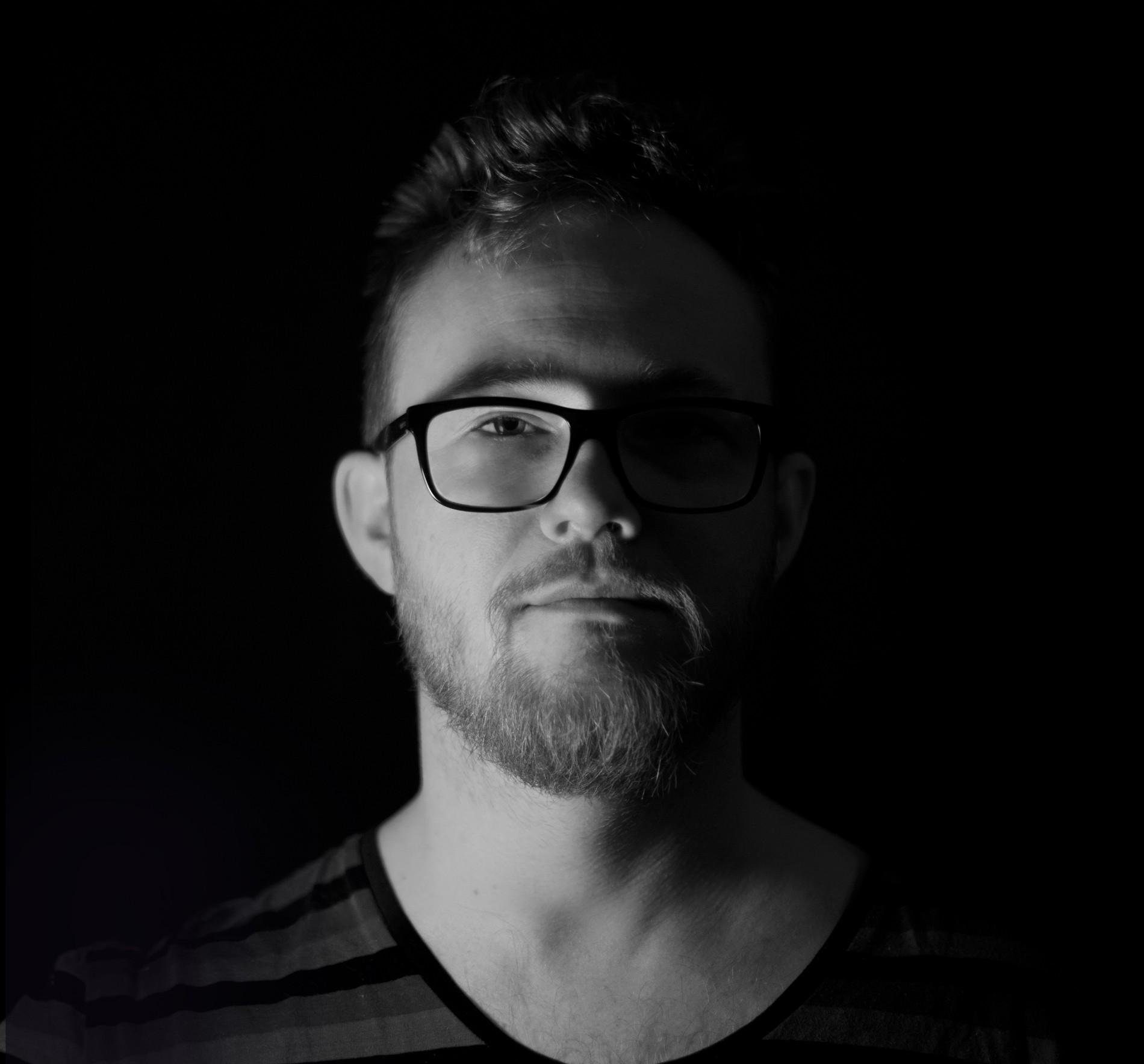 Dariusz Milczarek zdjęcie portretowe